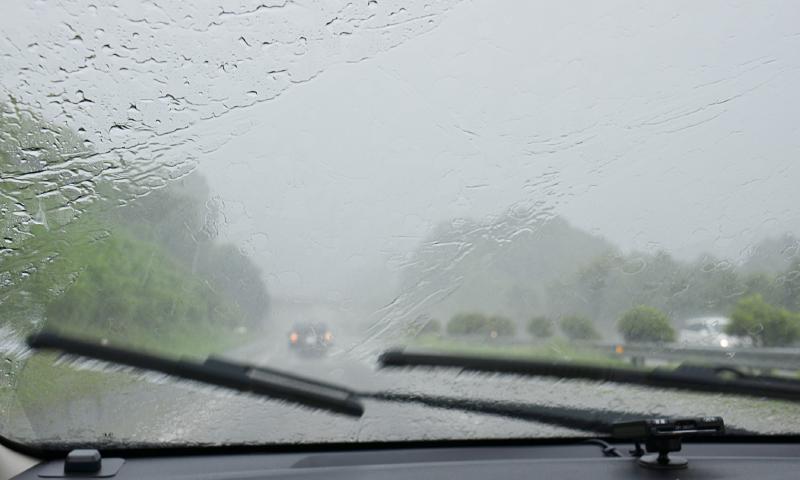 台風車運転